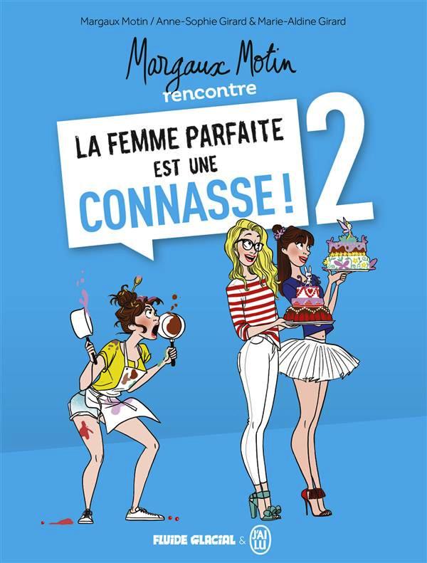 MARGAUX MOTIN - LA FEMME PARFAITE T2