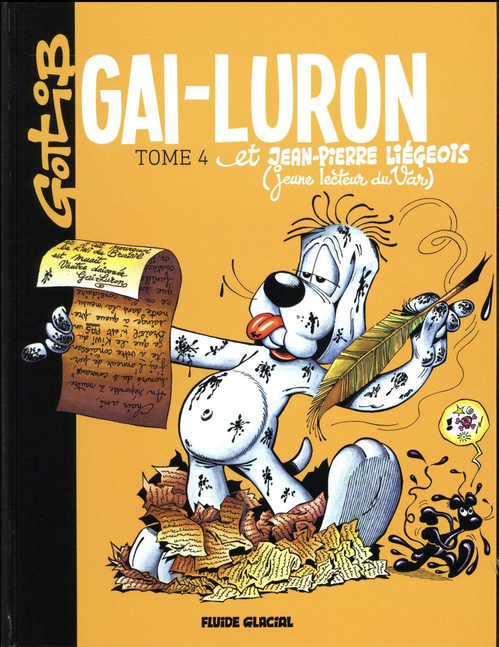 GAI-LURON T4 NE 2016
