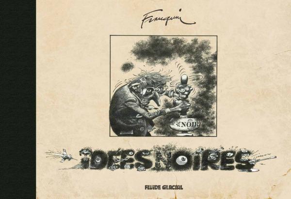 IDEES NOIRES FRANQUIN INTEGRALE - TIRAGE DE TETE