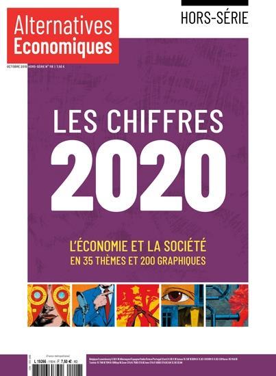HORS-SERIE N118 LES CHIFFRES 2020 - L'ECONOMIE ET LA SOCIETE EN 35 THEMES ET 200 GRAPHIQUES