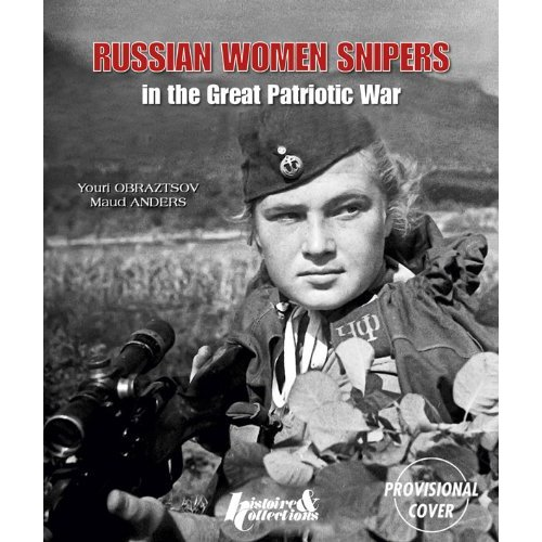 SOVIET WOMEN SNIPERS OF THE WWII