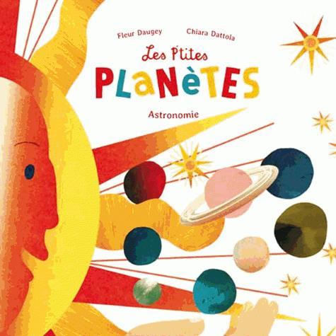 LES P'TITES PLANETES ASTRONOMIE