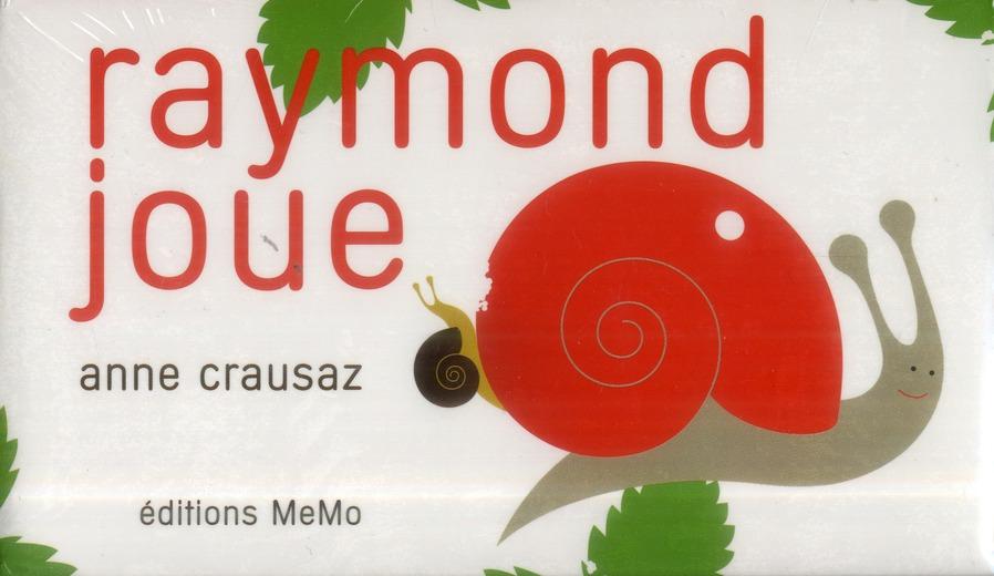RAYMOND JOUE - BOITE CARTONNEE DE 44 CARTES