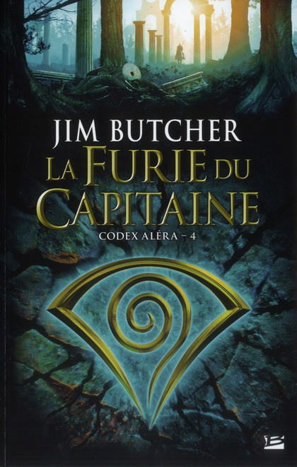 CODEX ALERA T04 LA FURIE DU CAPITAINE