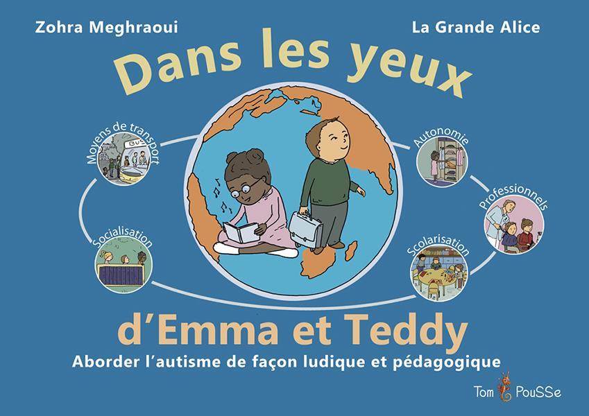 DANS LES YEUX D'EMMA ET TEDDY