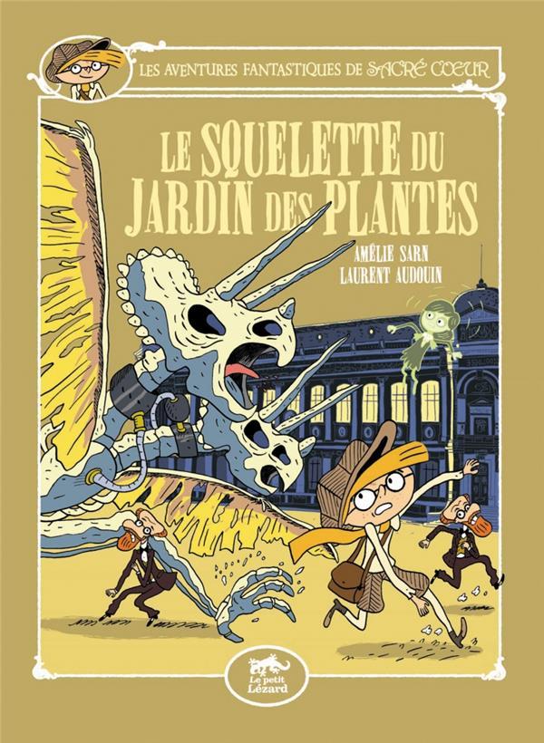 SACRE-COEUR ET LE SQUELETTE DU JARDIN DES PLANTES