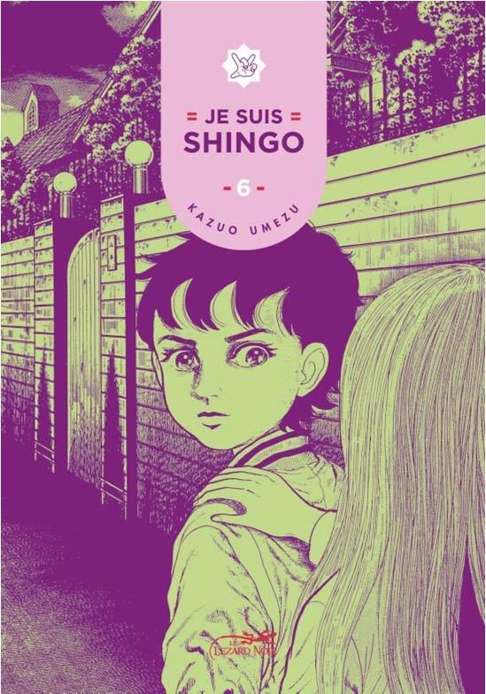 JE SUIS SHINGO, VOLUME 6