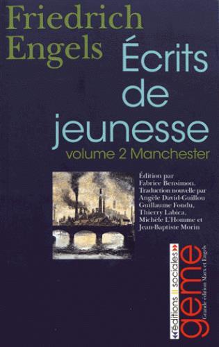 ECRITS DE JEUNESSE VOLUME 2 - MANCHESTER
