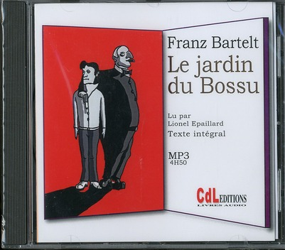 JARDIN DU BOSSU (LE) 1 CD MP3