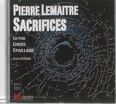 SACRIFICES (1 CD MP3)