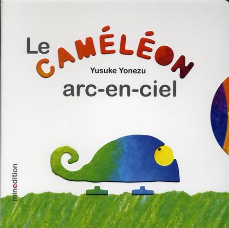 LE CAMELEON ARC-EN-CIEL