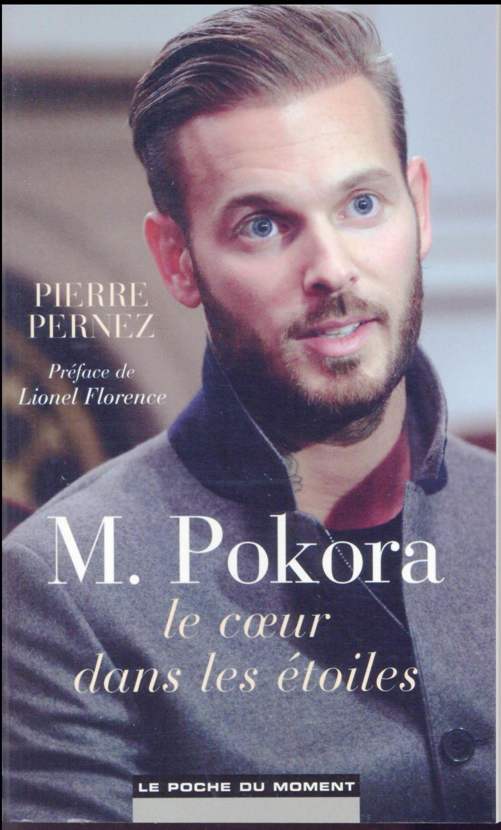 M. POKORA, LE COEUR DANS LES ETOILES