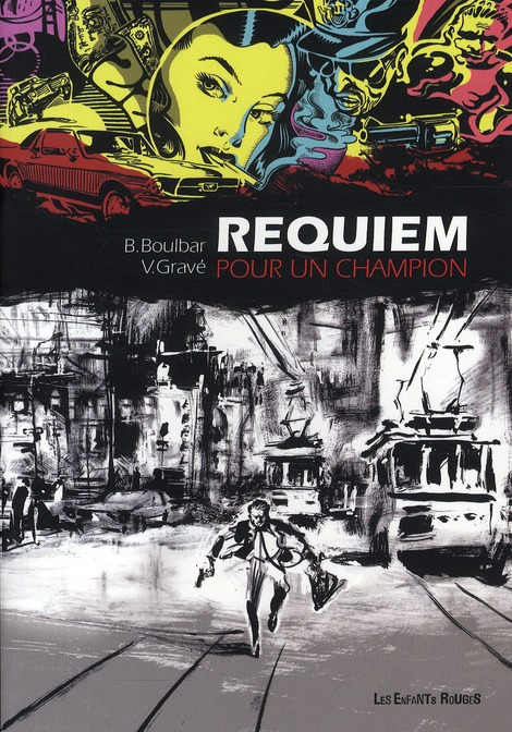 REQUIEM POUR UN CHAMPION SANS CD