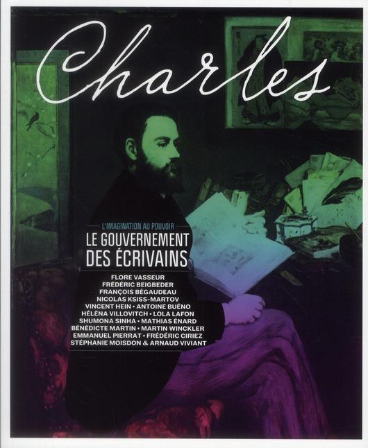 REVUE CHARLES N 1 LE GOUVERNEMENT DES ECRIVAINS