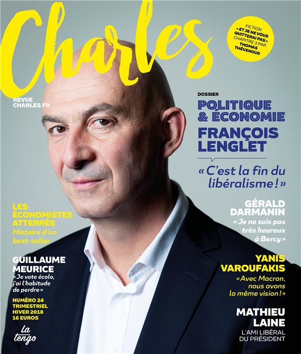 REVUE CHARLES N 24 - POLITIQUE & ECONOMIE