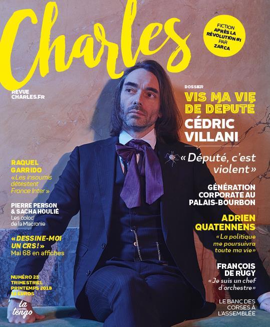 REVUE CHARLES N 25 - VIS MA VIE DE DEPUTE