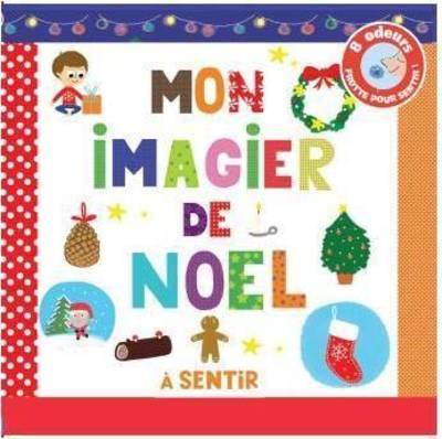 MON IMAGIER DE NOEL A SENTIR ET A TOUCHER