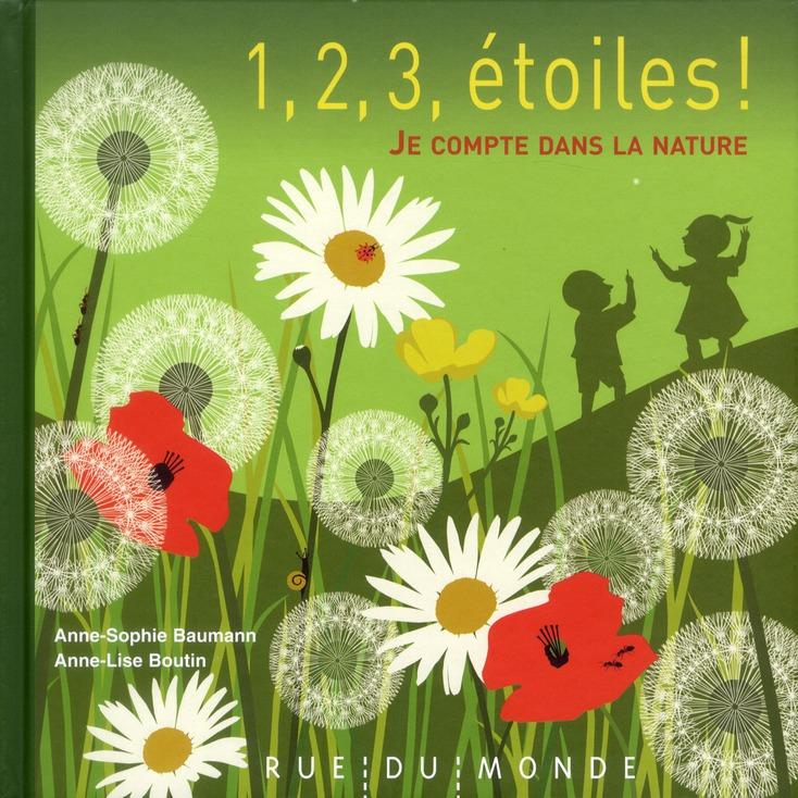 1, 2, 3, ETOILES ! - JE COMPTE DANS LA NATURE