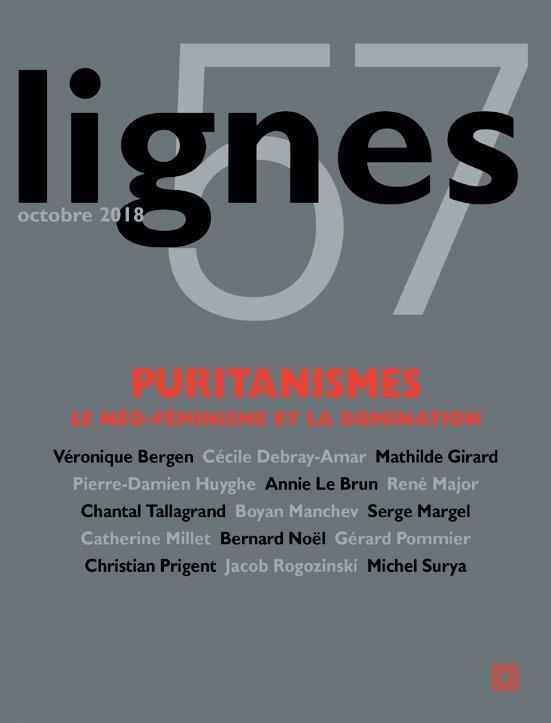 PURITANISMES- REVUE LIGNES 57