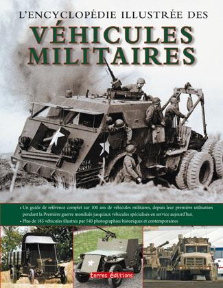 VEHICULES MILITAIRES ENCYCLOPEDIE ILLUSTREE