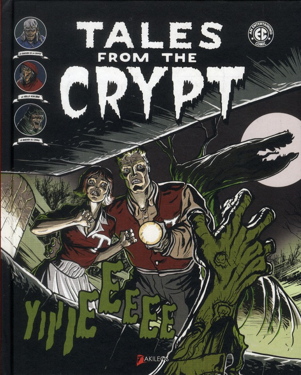 TALES FROM THE CRYPT - TOME 1