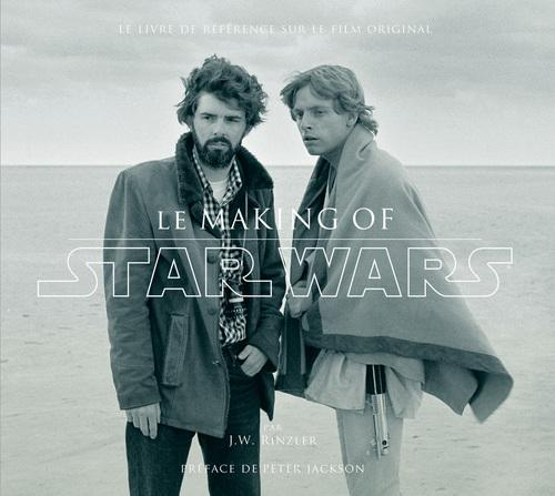 STAR WARS - LE MAKING OF