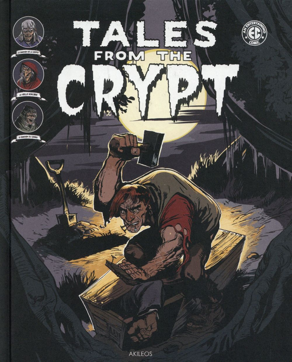 TALES FROM THE CRYPT - TOME 3