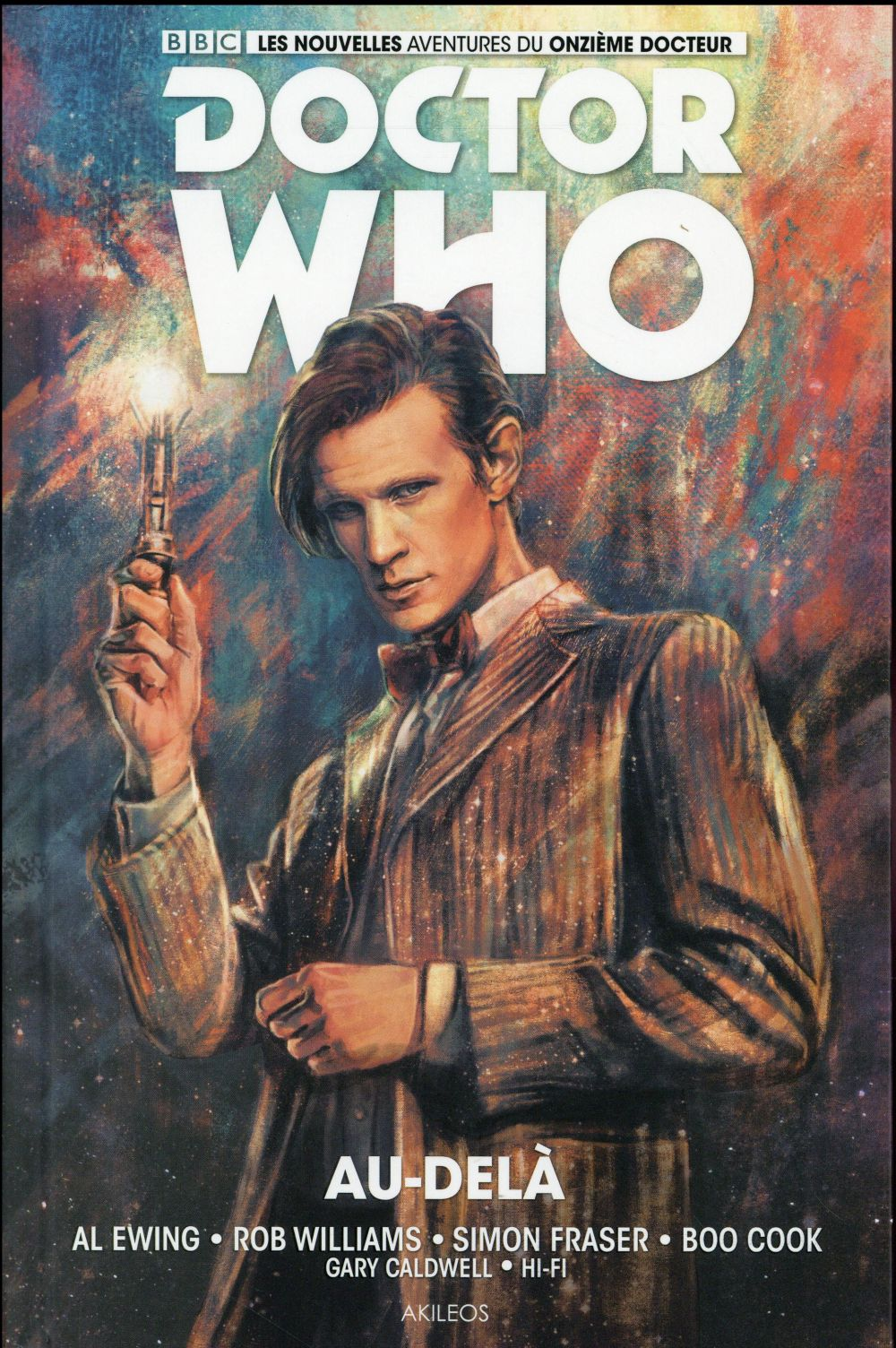 DOCTOR WHO - LE 11E DOCTEUR T1
