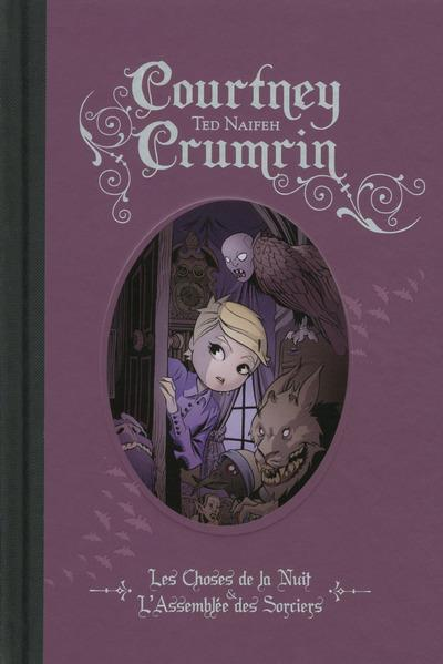COURTNEY CRUMRIN - TOME 1 - INTEGRALE COULEUR