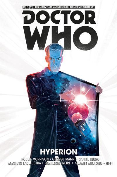 DOCTOR WHO - LE 12E DOCTEUR T3