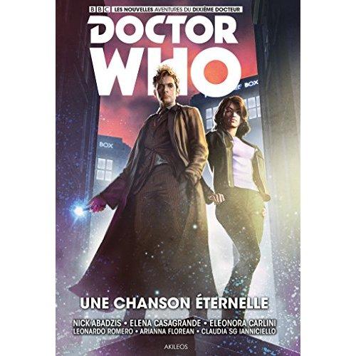 DOCTOR WHO - LE 10E DOCTEUR T4