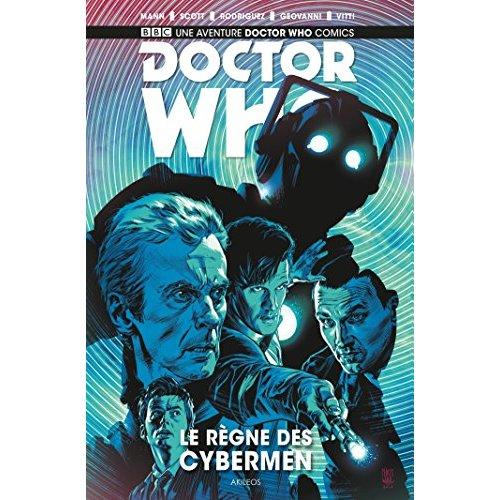 DOCTOR WHO - LE REGNE DES CYBERMEN