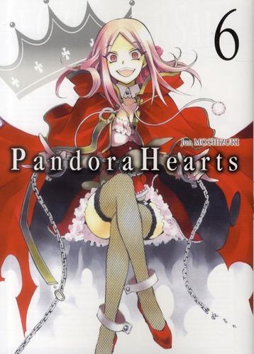 PANDORA HEARTS T06 - VOL06