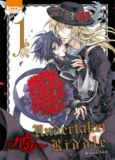 UNDERTAKER RIDDLE T01 - VOL01