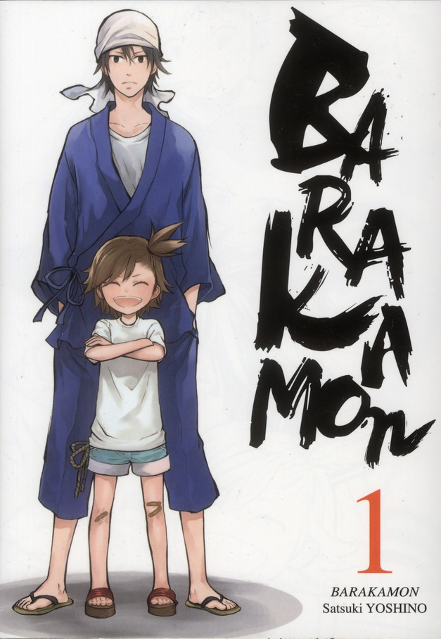 BARAKAMON T01 - VOL01