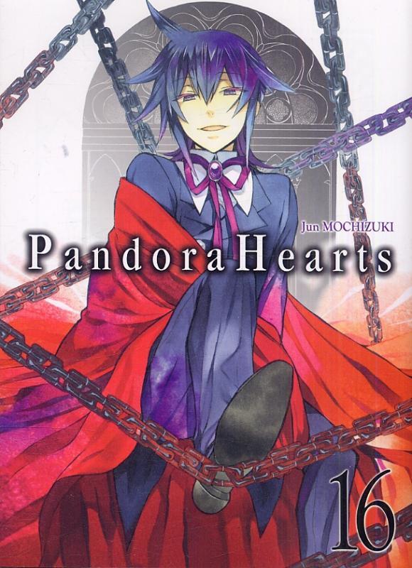 PANDORA HEARTS T16 - VOL16
