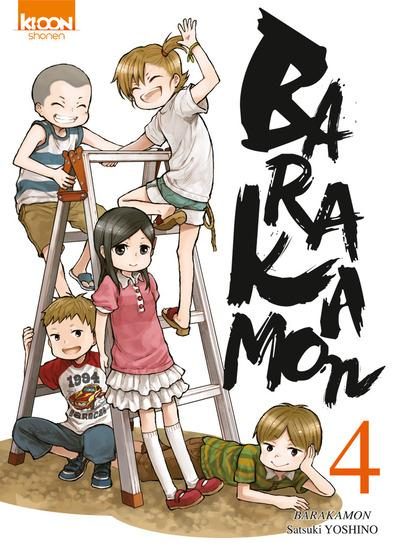 BARAKAMON T04 - VOL04