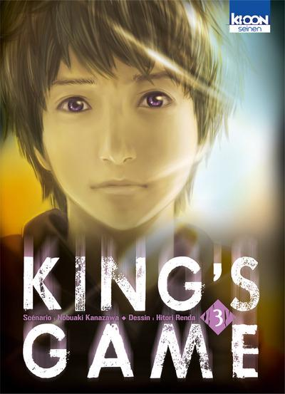 KING'S GAME T03 - VOL03