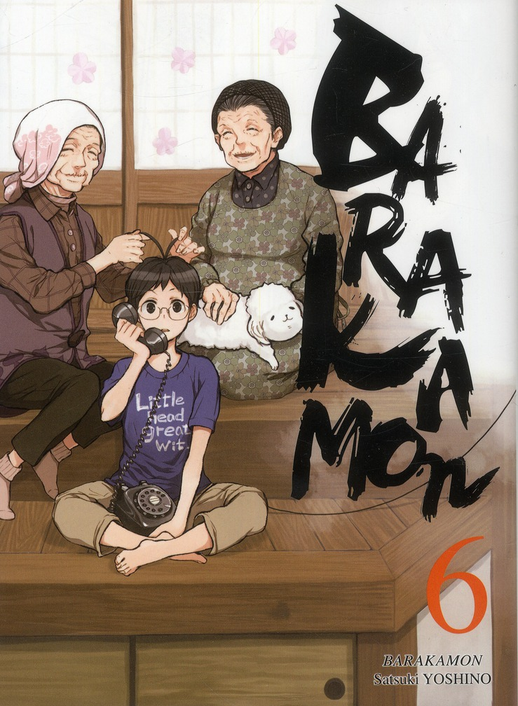 BARAKAMON T06 - VOL06