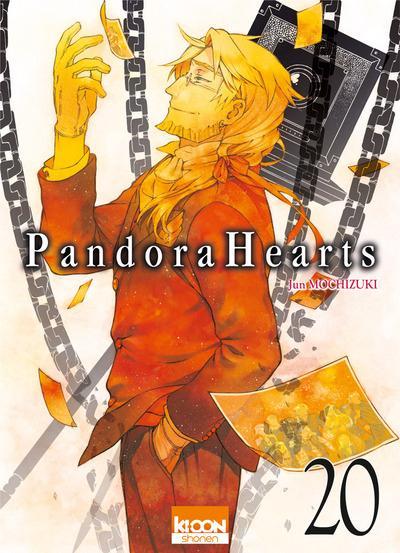 PANDORA HEARTS T20 - VOL20