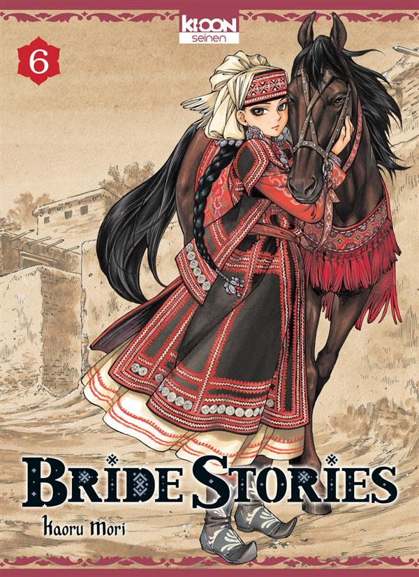 BRIDE STORIES T06 - VOL06