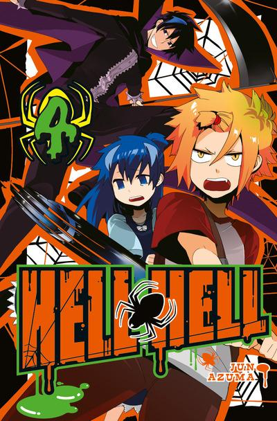 HELL HELL T04 - VOL04