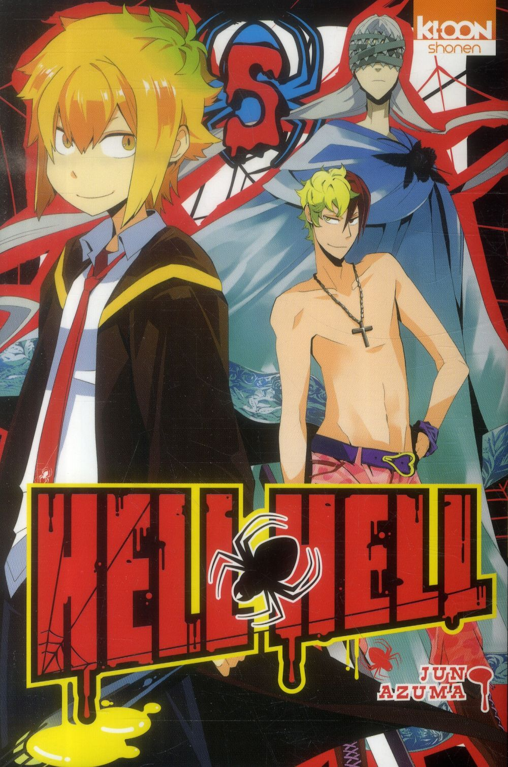 HELL HELL T05 - VOL05