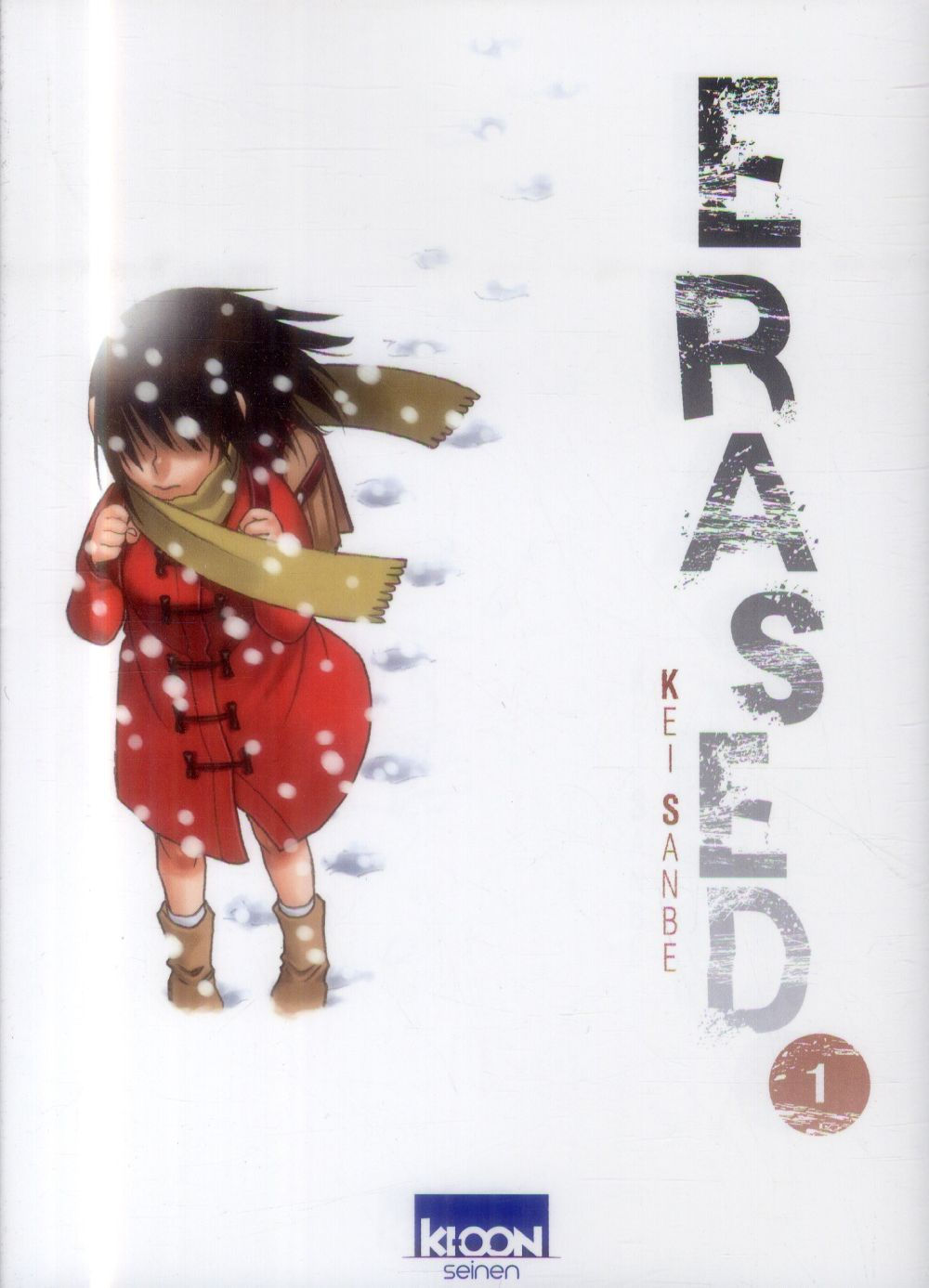 ERASED T01 - VOL01