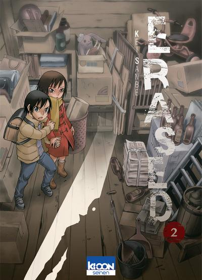 ERASED T02 - VOL02