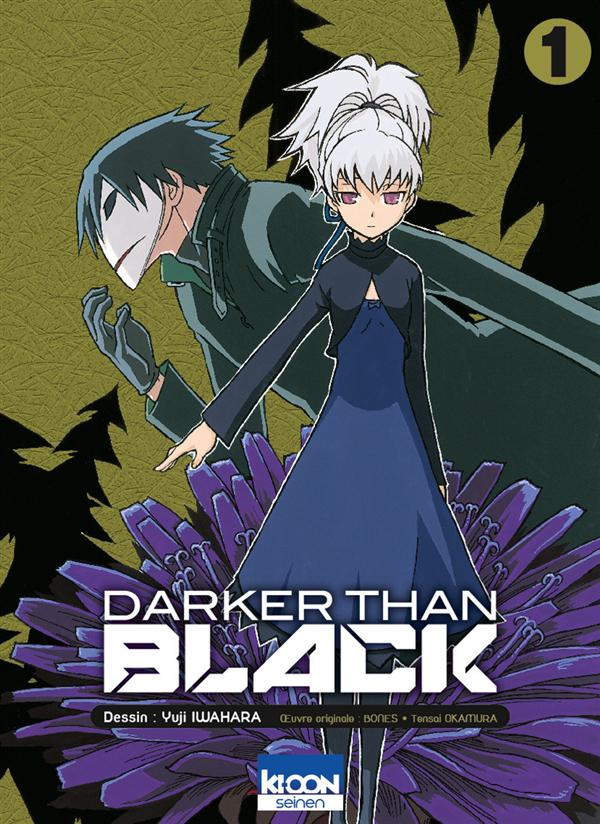 DARKER THAN BLACK T01 - VOL01