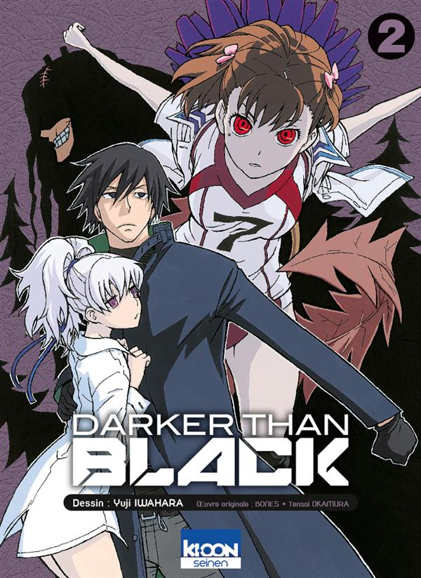 DARKER THAN BLACK T02 - VOL02