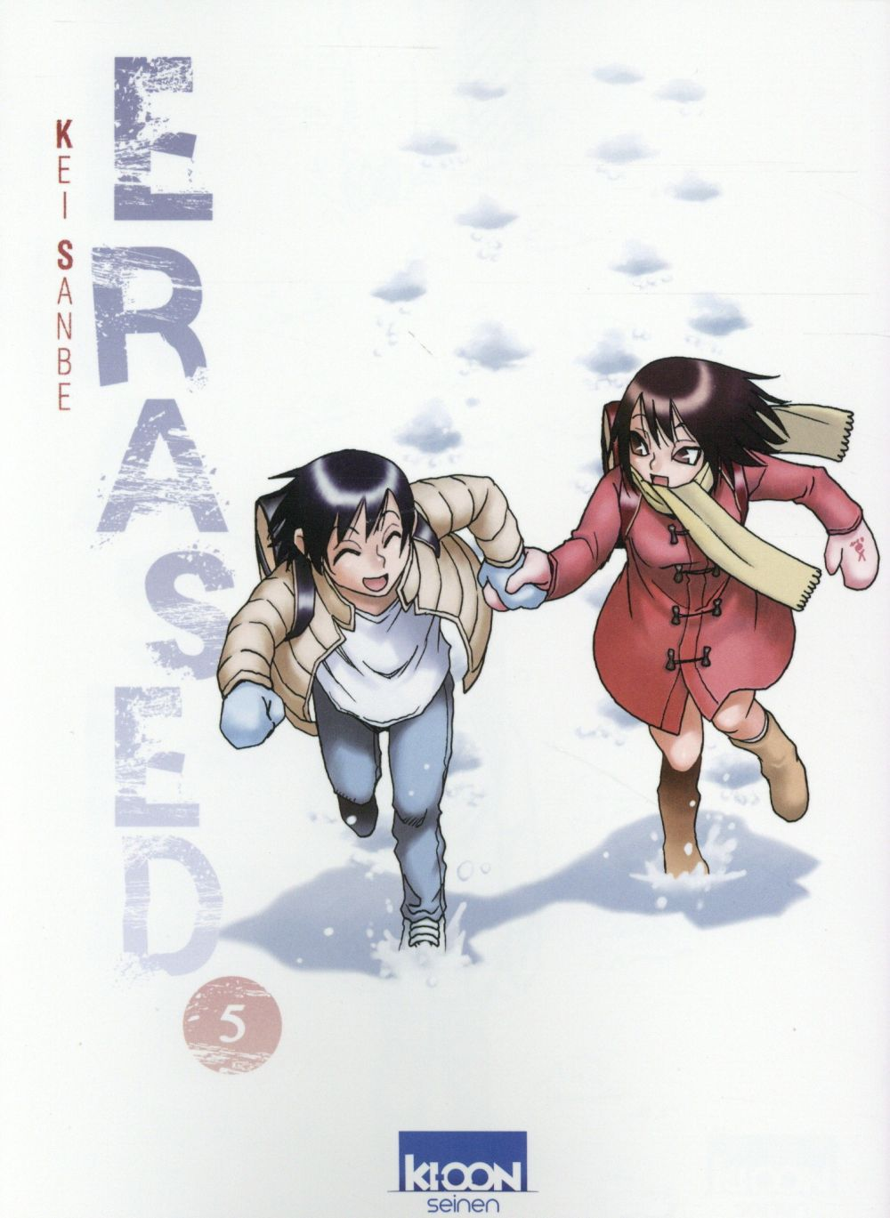 ERASED T05 - VOL05
