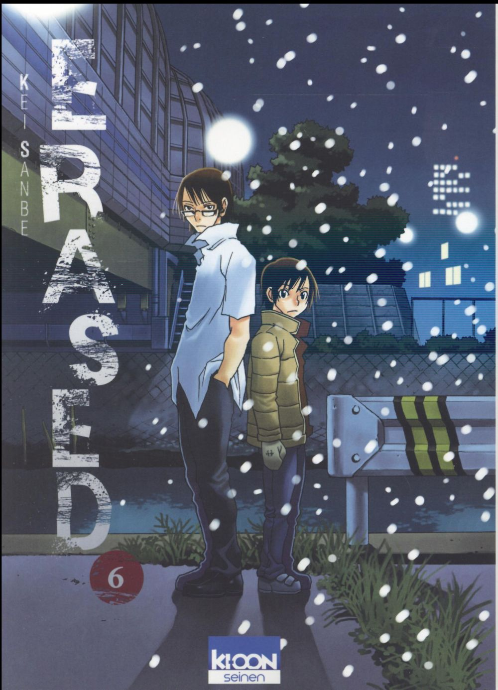 ERASED T06 - VOL06