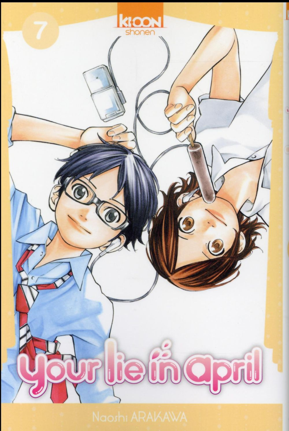 YOUR LIE IN APRIL T07 - VOL07